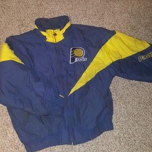 Vintage pacers jacket